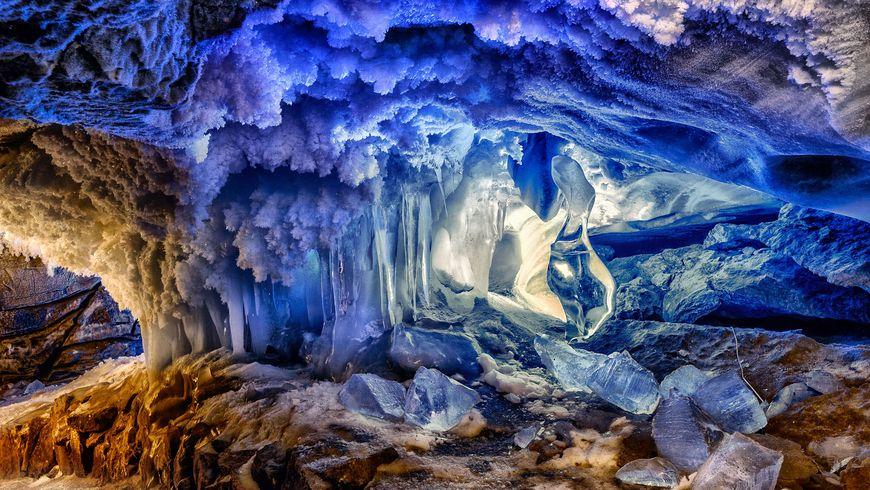 Кунгурская пещера – ледяное подземное царство - экскурсии