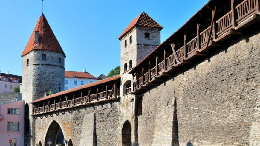 Прогулка вдоль крепостной стены - экскурсии