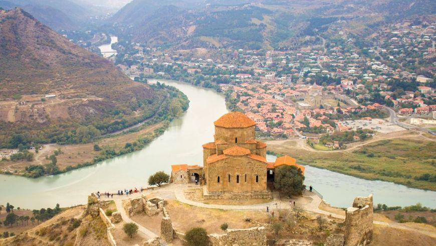 Великолепный Джвари и алтарь Грузии – Мцхета - экскурсии