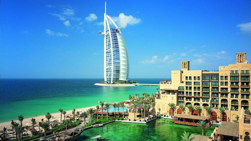 Дубай— украшение Персидского залива - экскурсии