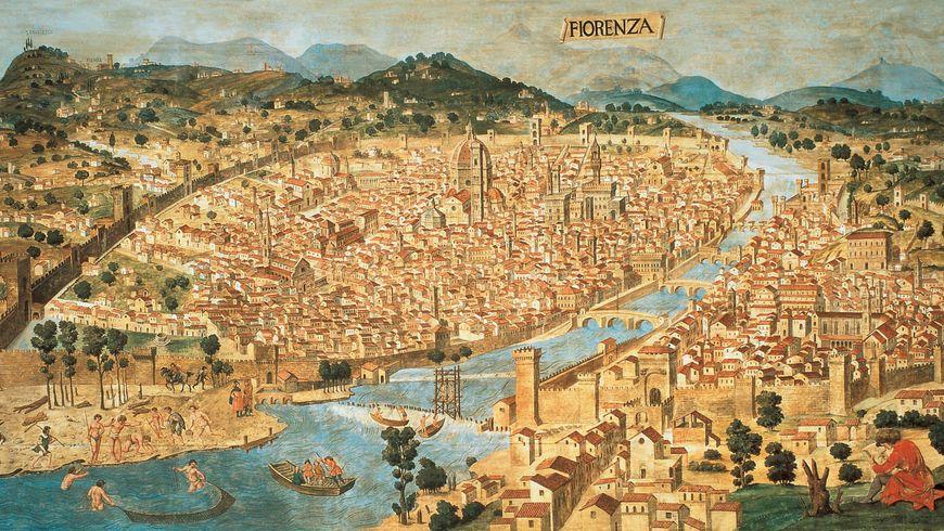 Прогулка по Флоренции сквозь тысячелетия - экскурсии
