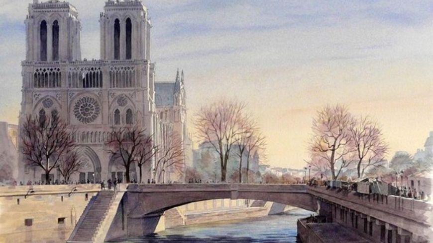 Обзорный тур — свидание с Парижем! - экскурсии