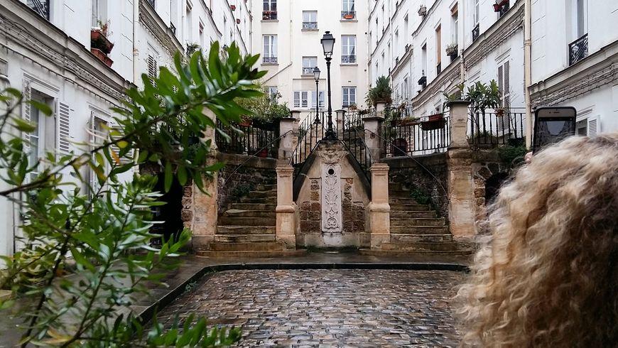 7 слов о Монмартре - экскурсии