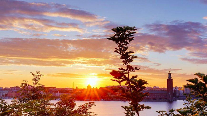 Экспресс-тур по Стокгольму - экскурсии