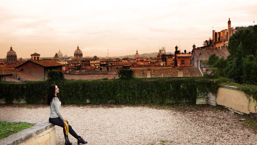 Фотосессия и увлекательная прогулка в центре Рима - экскурсии