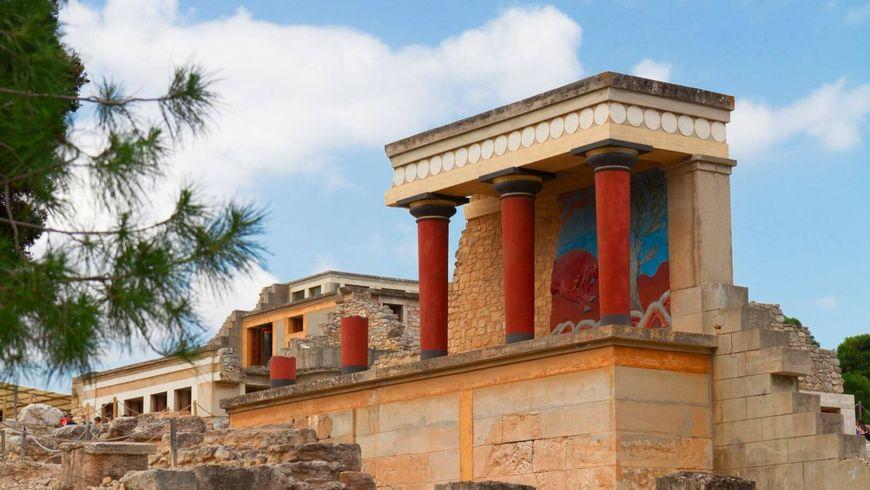 Археологическое путешествие по острову Крит - экскурсии