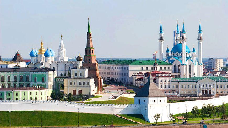 Казанский Кремль сквозь века - экскурсии