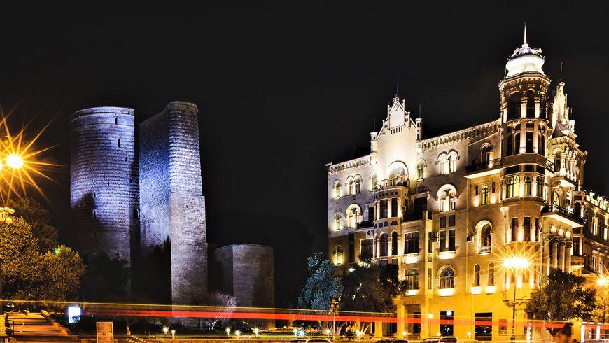 Калейдоскоп Баку. Вечерняя экскурсия - экскурсии