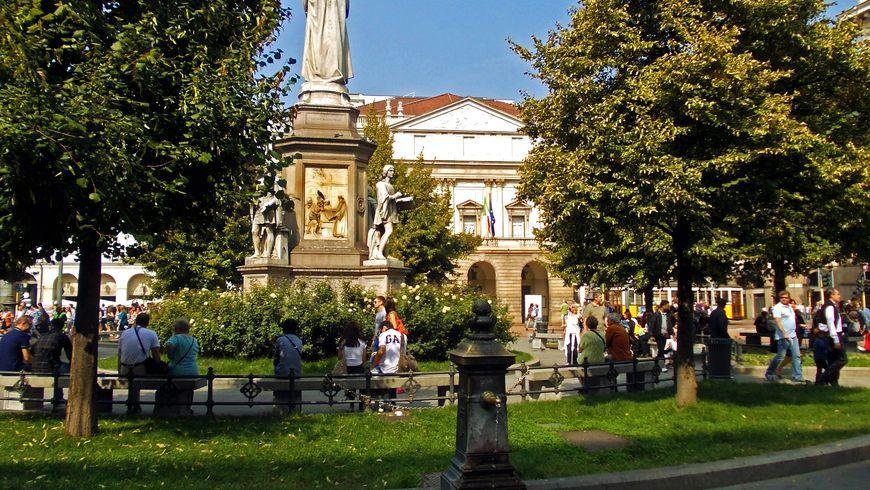 Милан— город музыки - экскурсии