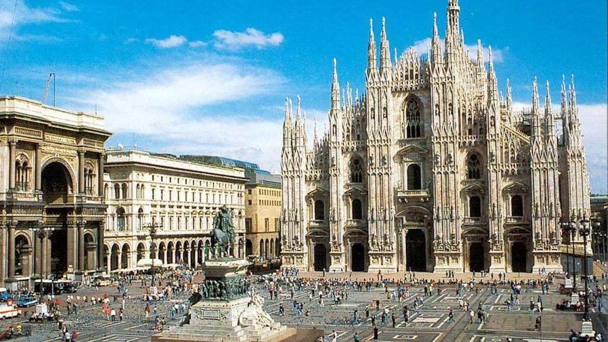 Исторический центр Милана - экскурсии