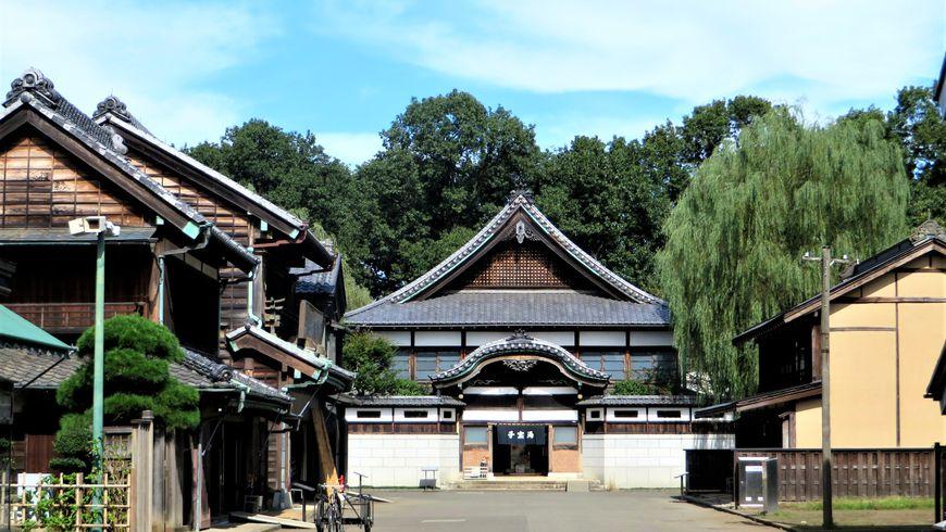 Японские дома и традиции в Музее Эдо-Токио - экскурсии