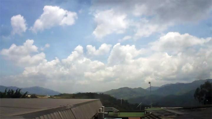 Веб-камера аэропорта Каракас: вид на запад