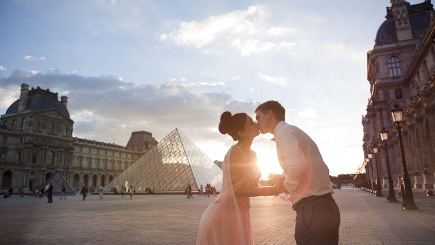 Фотосессия в идеальных местах Парижа - экскурсии