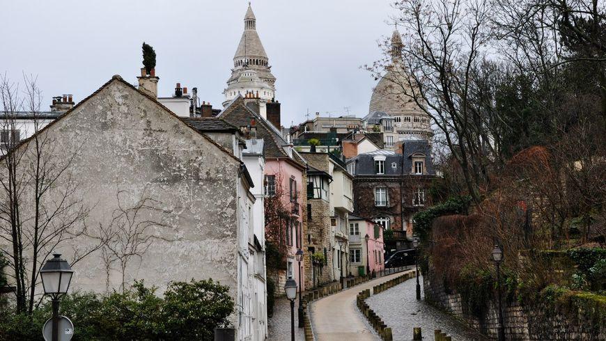Прогулка по Монмартру - экскурсии