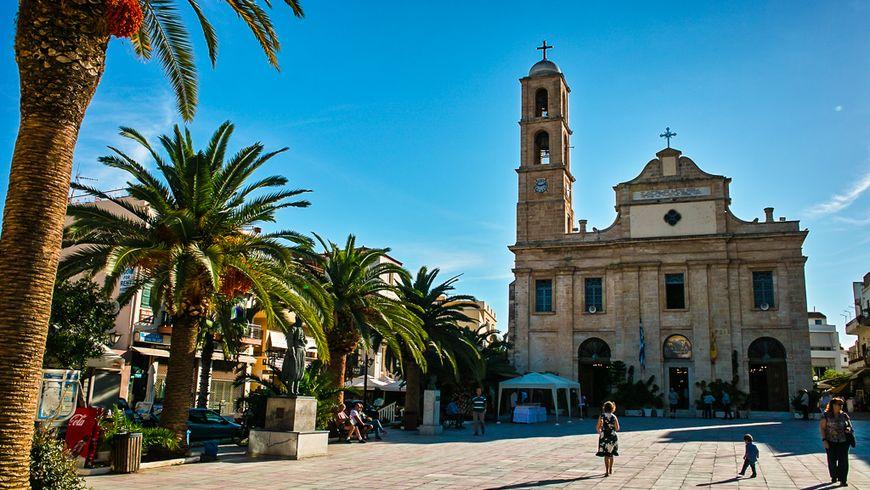 Православные святыни Крита - экскурсии