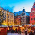 Прогулка по рождественскому Стокгольму! - экскурсии