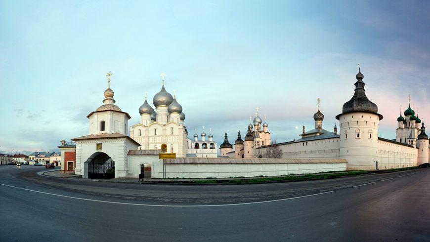 Ростов Великий за 3 часа - экскурсии