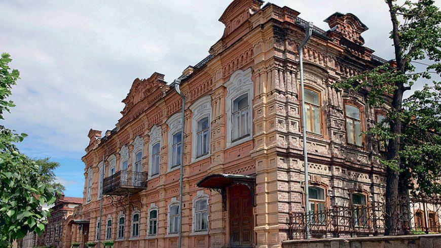 История русского купечества - экскурсии