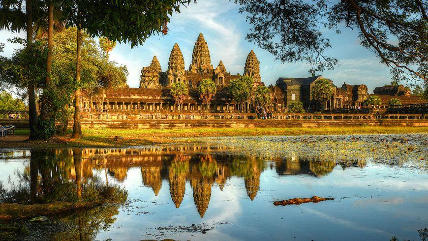 Загадочный Ангкор: ребус древних кхмеров - экскурсии
