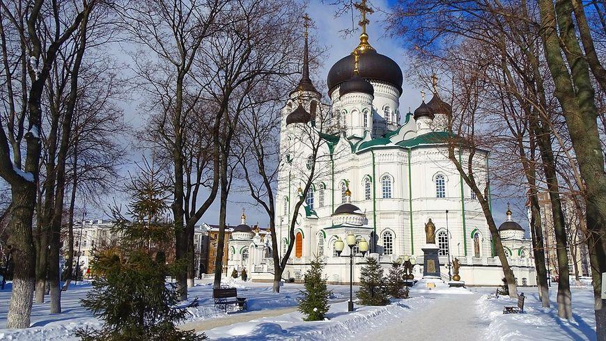 Знакомый незнакомый Воронеж - экскурсии