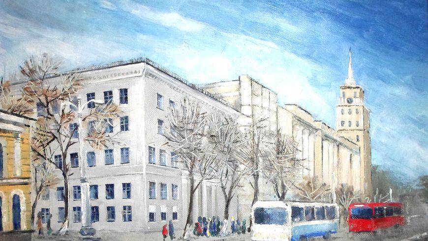 Пешком по Воронежу - экскурсии