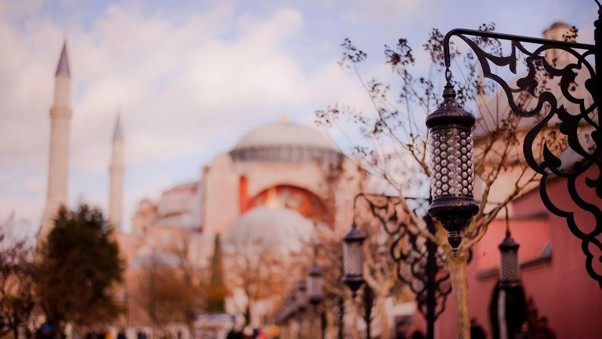 Фотопрогулка в сердце Стамбула - экскурсии