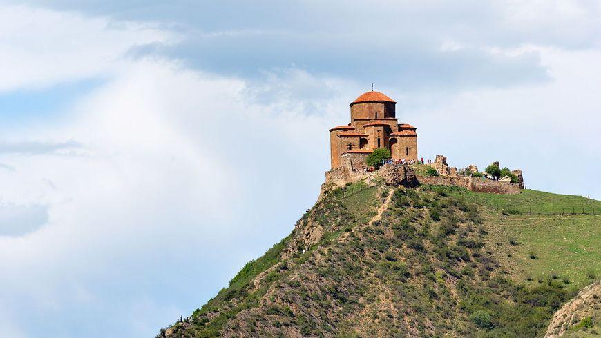 Заветная Мцхета: Джвари и Шиомгвиме - экскурсии
