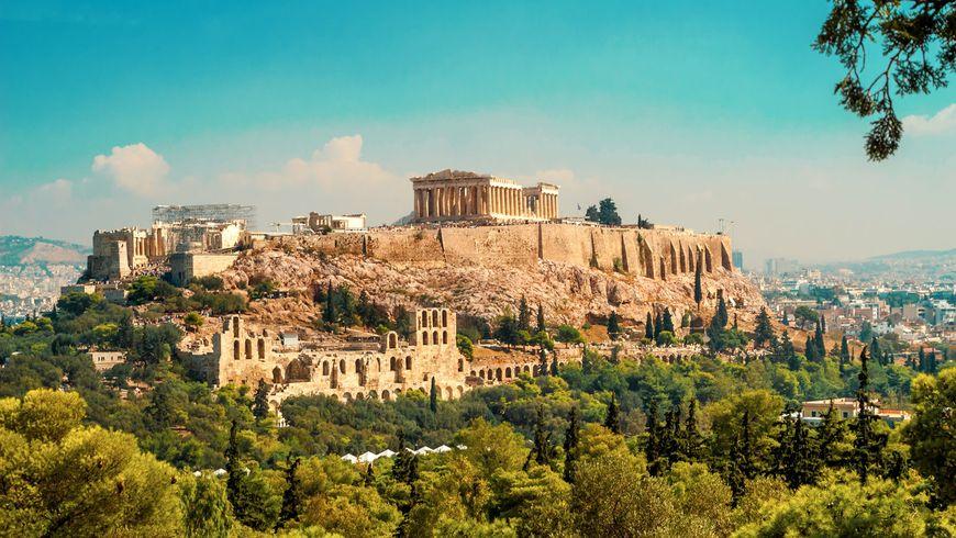 Древние Афины: погружение в историю Греции - экскурсии