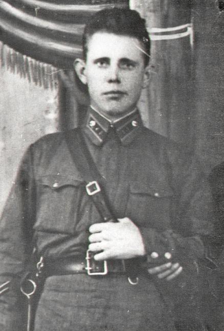 лейтенант Наганов