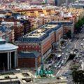 С небес на землю Мадрида - экскурсии
