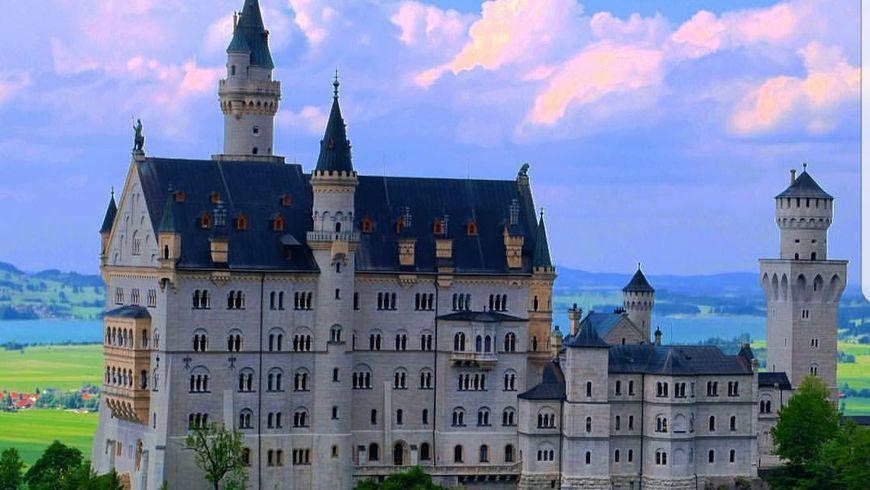 Замки баварских королей - экскурсии