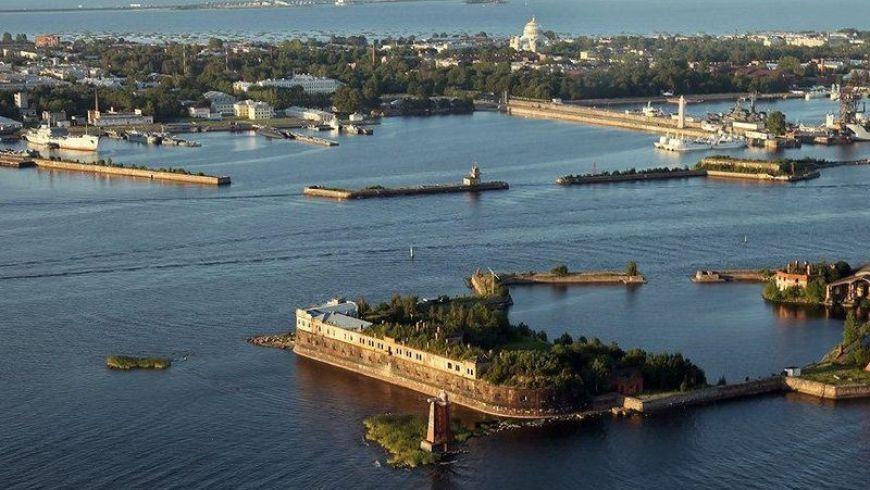 Форты Кронштадта - экскурсии