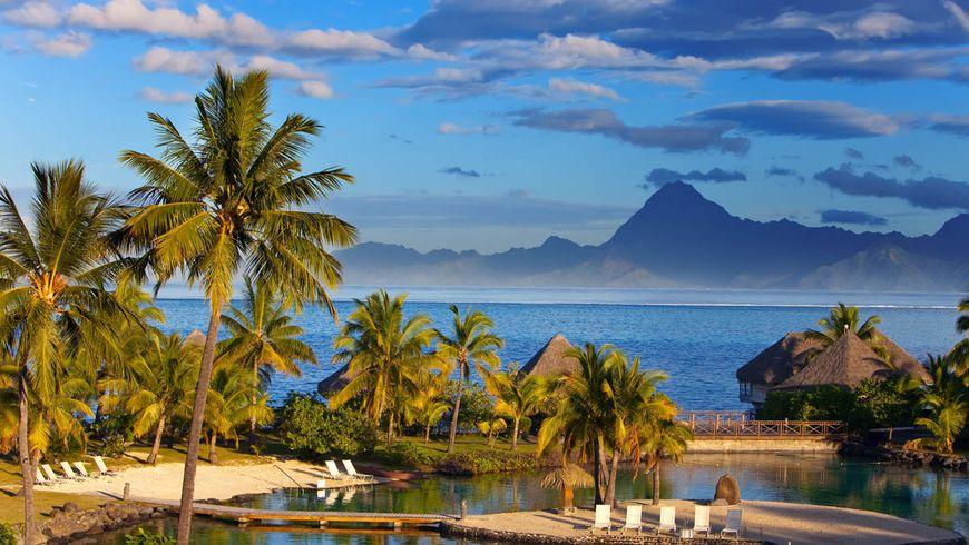 Таити: гроты