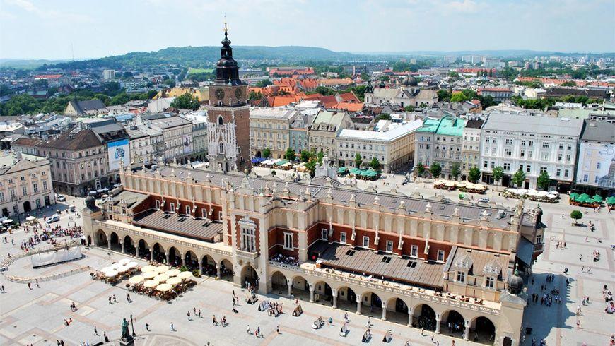 По старинному Кракову - экскурсии