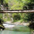 По руслу реки Агва к водопадам - экскурсии