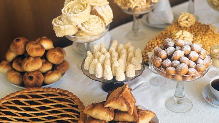 Мастер-класс «Чак-чак и татарская выпечка» - экскурсии