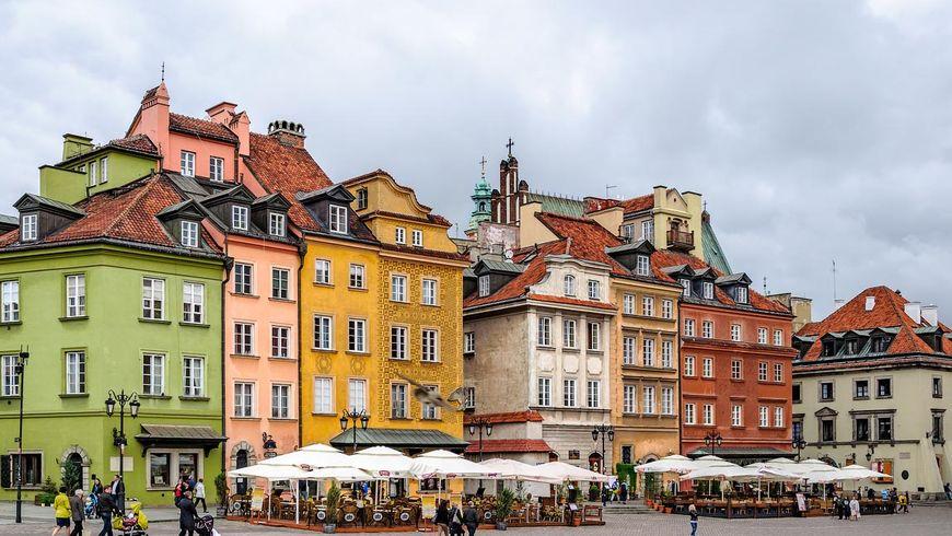 Авто-пешеходная прогулка по Варшаве - экскурсии