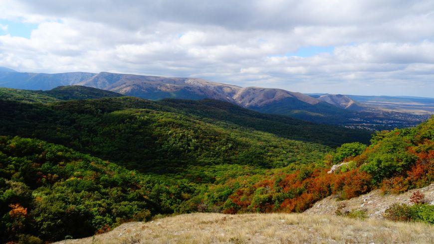 Природа и места силы горы Чатыр-Даг - экскурсии