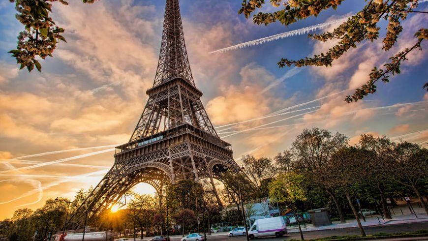 Приключение на Эйфелевой башне. Город с высоты для детей и взрослых - экскурсии