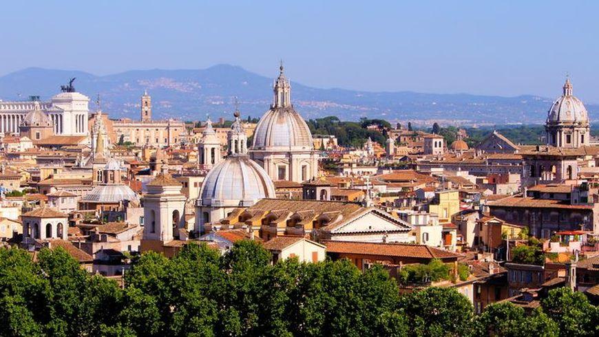 Все дороги ведут в Рим - экскурсии