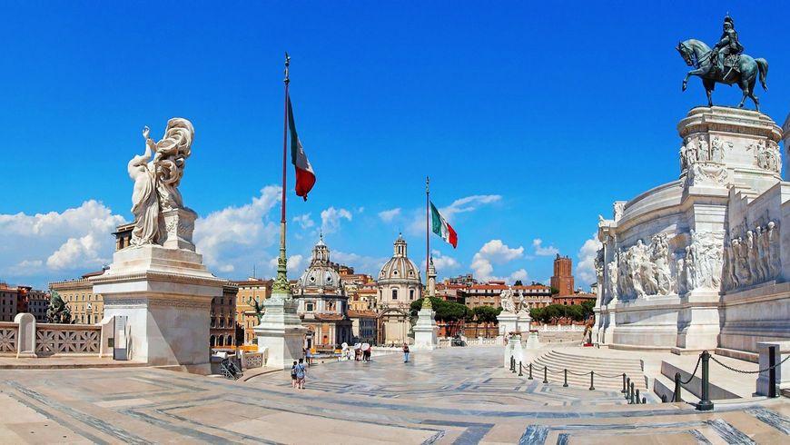 Великий Рим и его легенды - экскурсии