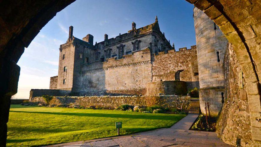 Замок Стирлинг— ключ кворотам Шотландии - экскурсии