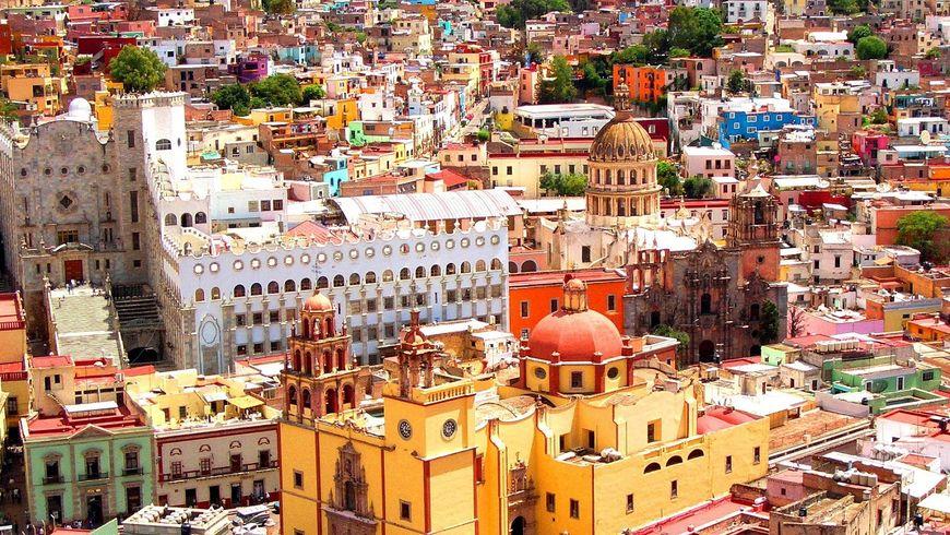 Обзорная прогулка по Мехико - экскурсии