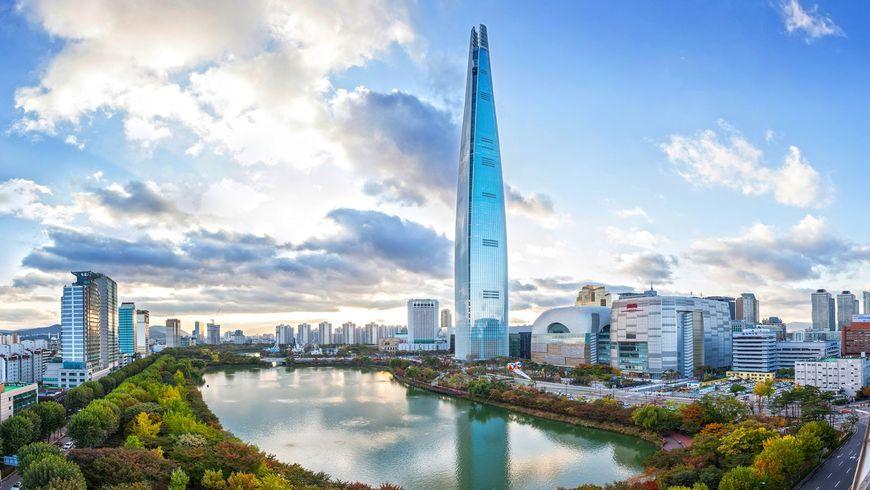 Символы современного и древнего Сеула - экскурсии