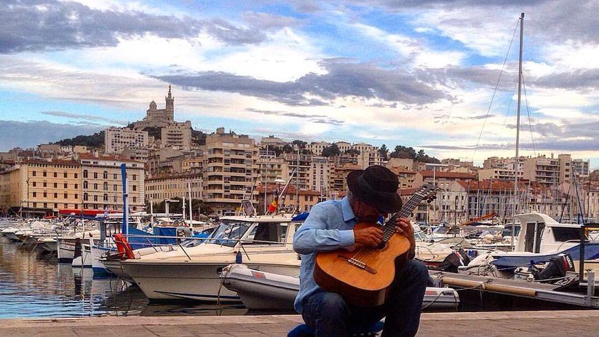 Знакомство с историческим центром Марселя - экскурсии