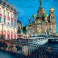 По берегам канала Грибоедова - экскурсии