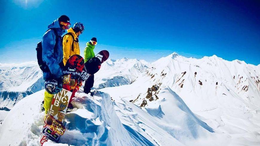 Лыжный тур в Гудаури - экскурсии