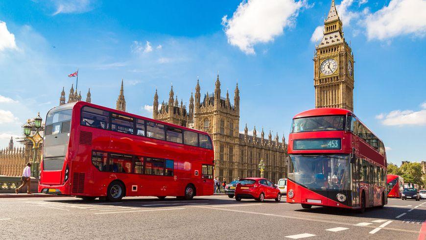 Добро пожаловать в Лондон! - экскурсии