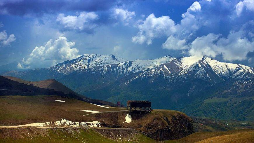 Красоты горной Грузии - экскурсии