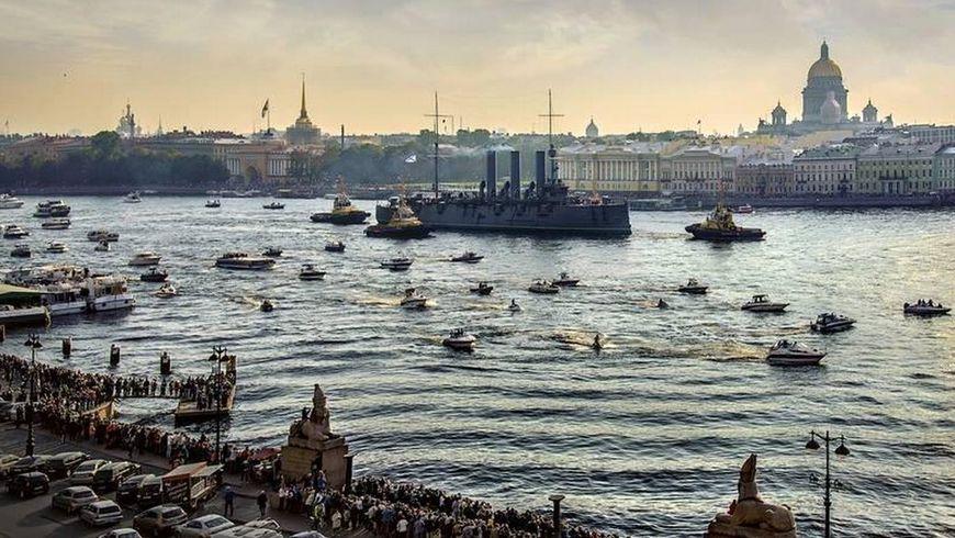 Петербург— город наводе - экскурсии